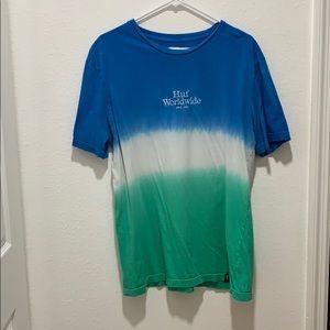Huf tye dye tshirt